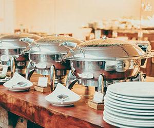 Catering, imprezy firmowe